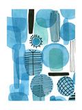Mod Orbit I Posters by Deborah Velasquez