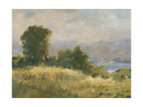 Impasto Landscape V Poster by Ethan Harper