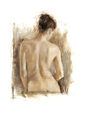 Figure Painting Study II Posters by Ethan Harper