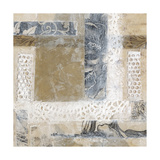 Lace Collage II Prints by Jennifer Goldberger