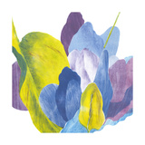 False Indigo III Prints by Carolyn Roth