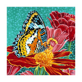 Poised Butterfly I Posters by Carolee Vitaletti