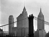 Bridges of NYC VI Photographic Print by Jeff Pica