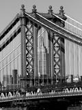 Bridges of NYC I Reproduction photographique par Jeff Pica