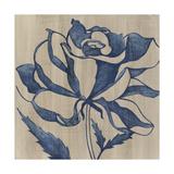 Indigo Rose Art by Chariklia Zarris