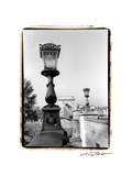 Chain Bridge over the Danube River Photographic Print by Laura Denardo