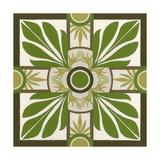 Non-Embellished Palm Motif I Giclée-Premiumdruck von Erica J. Vess