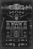 Graphic Architecture III Poster von  Vision Studio