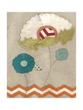 Petal Patterns II Posters by Erica J. Vess