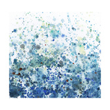 Speckled Sea I Giclee Print by Megan Meagher