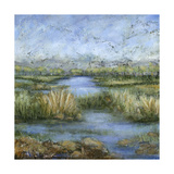 Marshland II Prints by Beverly Crawford