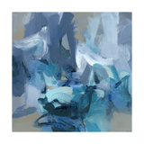 Charlotte Blue Kunstdrucke von Christina Long