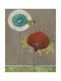 Petal Patterns VII Prints by Erica J. Vess