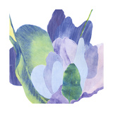 False Indigo II Premium Giclee Print by Carolyn Roth