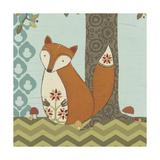 Forest Whimsy IV Kunstdrucke von Erica J. Vess