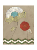 Petal Patterns VI Poster by Erica J. Vess
