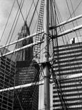 South Street Seaport II Photographic Print by Jeff Pica