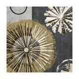 Outburst Tiles IV Premium Giclee Print by James Burghardt
