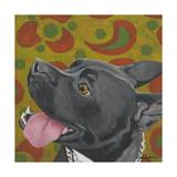 Dlynn's Dogs - Kendall Prints by Dlynn Roll