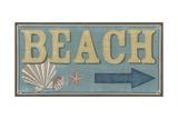 Shoreline Signs III Prints by Erica J. Vess