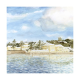 Bermuda Shore II Giclee Print by Megan Meagher