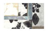 Leaf Remnants I Art by Jennifer Goldberger
