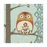 Forest Whimsy II Kunstdrucke von Erica J. Vess
