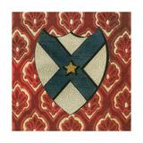 Noble Crest VII Prints by Vision Studio