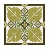 Non-Embellished Palm Motif III Kunstdrucke von Erica J. Vess