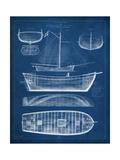 Vision Studio - Antique Ship Blueprint II - Sanat