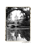 Castle Reflections, Vajdahunyad Photographic Print by Laura Denardo