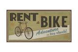 Bike Shop II Prints by Erica J. Vess