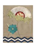 Petal Patterns IV Art by Erica J. Vess