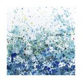 Speckled Sea II Poster von Megan Meagher