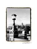 Steps to Fisherman's Bastion Photographic Print by Laura Denardo