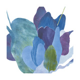 False Indigo I Premium Giclee Print by Carolyn Roth