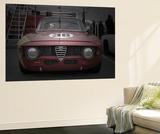 Alfa Romeo Laguna Seca Wall Mural by  NaxArt