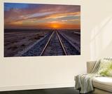 Solar Express I Bildetapet av Mark Geistweite