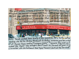 Strand Book - Cartoon Premium Giclee Print by Bob Eckstein