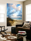 Cotton Candy Sunrise 1 Wall Mural by Alan Hausenflock