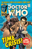 Doctor Who-Time Crisis Comic Cover Prints