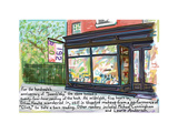 192 Books - Cartoon Premium Giclee Print by Bob Eckstein