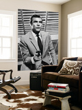"Sean Connery. ""Doctor No"" 1962, ""Dr. No"" Directed by Terence Young Wall Mural"
