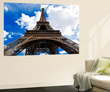 Eiffel Tower - Paris - France - Europe Wall Mural by Philippe Hugonnard