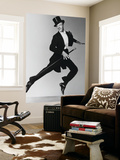 Fred Astaire Art Mural
