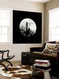 Moonrise in May II Wall Mural by Douglas Taylor