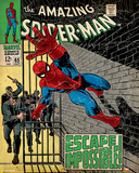 Marvel Comics Spider-Man - Escape Impossible Kunstdrucke