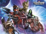 Guardians Of The Galaxy - Team Masterprint