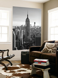 Empire State Building - Sunset - Manhattan - New York City - United States Wall Mural by Philippe Hugonnard