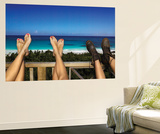 View from Deck Wall Mural by Walter Chin